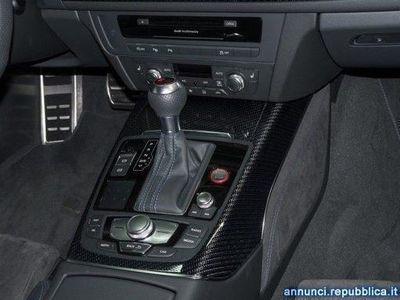 used Audi RS6 Avant 4.0 TFSI quattro tiptronic performance Pieve di Cento