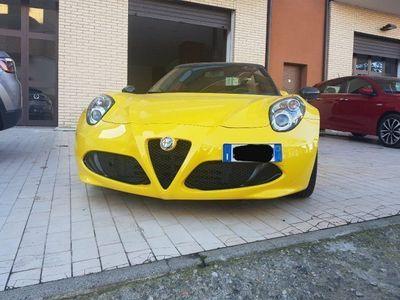 usata Alfa Romeo 4C 1750 TBi Spider rif. 12478133