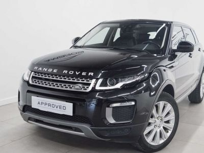used Land Rover Range Rover evoque 2.0 TD4 150 CV 5p. SE