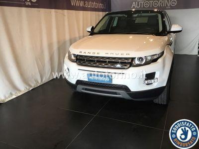 usata Land Rover Range Rover evoque EVOQUE 2.2 sd4 Launch edition 190cv 5p auto