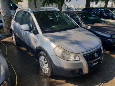 gebraucht Fiat Sedici 1.9 MJT 4x4 Dynamic