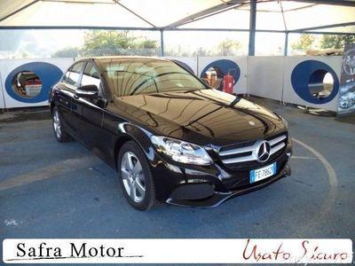 usata Mercedes C180 d Automatic Executive KM 0