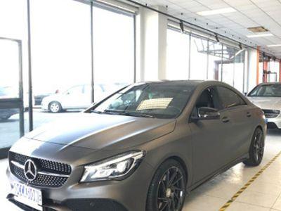 usata Mercedes CLA220 d 4Matic Automatic Sport