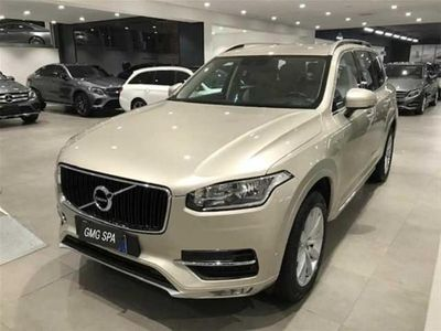 brugt Volvo XC90 D4 Geartronic 7 posti Kinetic