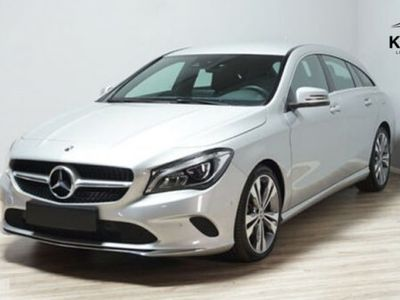 second-hand Mercedes CLA200