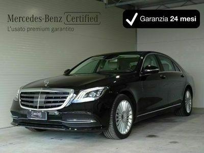 usata Mercedes S350 d 4Matic Premium Plus Lunga