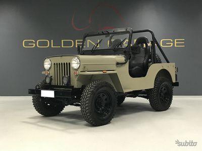 used Jeep CJ Altro- 3