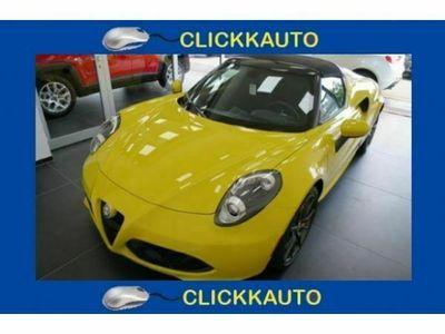 usata Alfa Romeo 4C 4C1750 TBi Spider