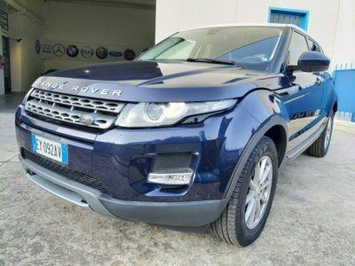 usata Land Rover Range Rover evoque 2.2 TD4 5p. Loire Edition Pure