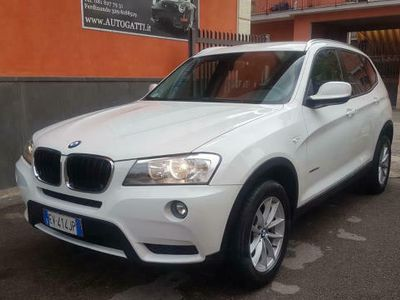 usata BMW X3 xDrive20d Eletta #KMGARANTITI #UNICOPROPRIETARIO