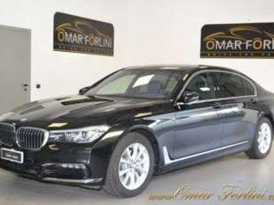 usata BMW 730L d xdrive eccelsa auto 265cv tetto radar km79.000!