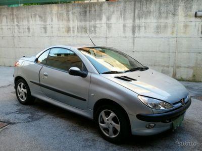 używany Peugeot 206 CC 1.6 16V