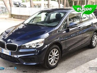 begagnad BMW 218 d act.tourer auto