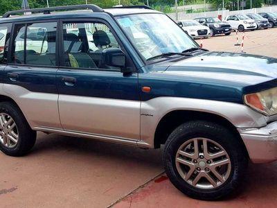 usata Mitsubishi Pajero Pinin 1.8 16V MPI 5 porte