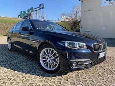 usata BMW 525 d xDrive Luxury