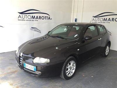 usata Alfa Romeo 147 1.9 JTD (115 CV) cat 3p. Distinctive PELLE ROSSA