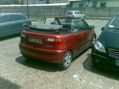 usata Fiat Punto Cabriolet 85 16V cat Cabrio
