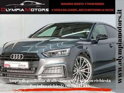 usata Audi A5 SPB G-TRON S TRONIC S LINE NAVI 19' MATRIX