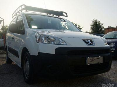 second-hand Peugeot Partner 1.6 HDi 90CV FAP L1 2 posti Furgone Affaire