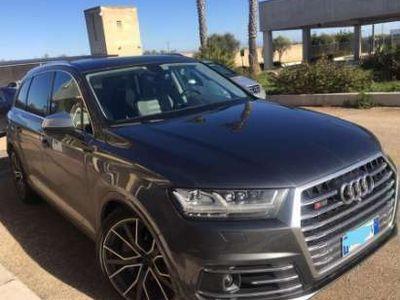 usata Audi SQ7 4.0 V8 TDI quattro tiptronic