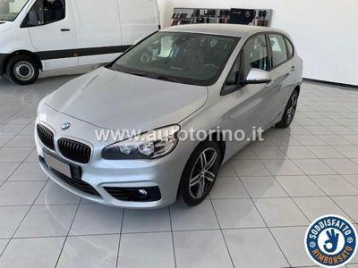 usata BMW 218 SERIE 2 ACTIVE TOURER d act.tourer Sport auto