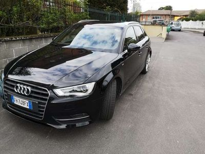 usata Audi A3 SPB 1.6 TDI 110cv S tronic S Line