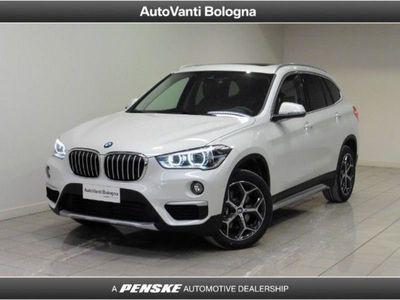 brugt BMW X1 (F48) xDrive20d xLine