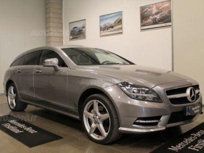 usata Mercedes CLS350  Classe CLS (X/C218) -CDI SW BlueEFFICIENCY 4Matic ,