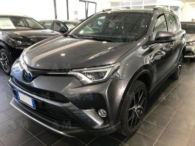 usata Toyota RAV4 Hybrid 2WD Style del 2016 usata a Torino