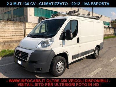 brugt Fiat Ducato 2.3 MJT 130CV IVA ESPOSTA CON ALLESTIMENTO