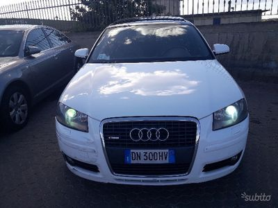 usata Audi A3 2ª serie - 2008