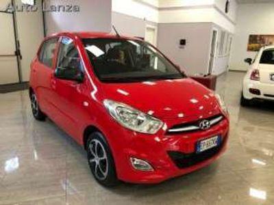 usata Hyundai i10 1.1 12V A METANO Benzina/Metano