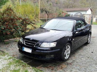 usata Saab 9-3 Cabriolet 9-3 Cabriolet 1.8 t Vector