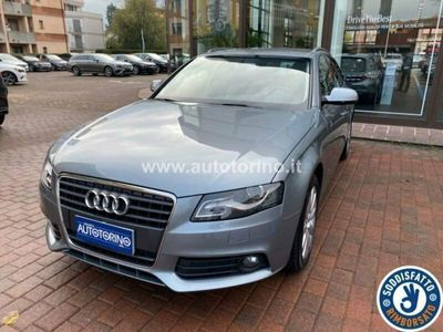 usata Audi A4 avant 2.0 tdi Start Plus 120cv