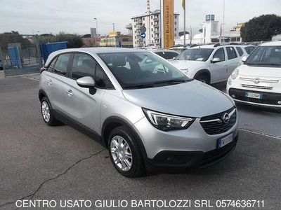 usata Opel Crossland X 1.2 GPL 12V Advance