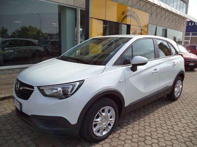 usata Opel Crossland X 1.6 ECOTEC diesel 120 CV advance