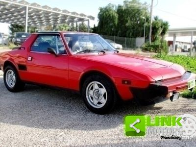 usata Fiat X 1/9 1.5 bertone 'five speed' (1979)