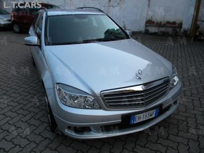 used Mercedes 200 Classe C Station WagonCDI BlueEFFICIENCY Elegance usato