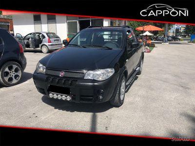 gebraucht Fiat Strada 1.3 MJT Pick-up Cabina Lunga Ad - 2011