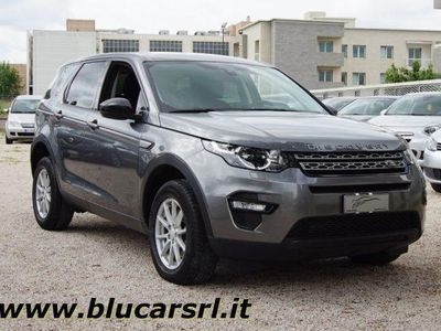 usata Land Rover Discovery Sport 2.2 SD4 S