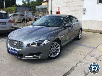 usata Jaguar XF XF2.2d Luxury Business Plus auto