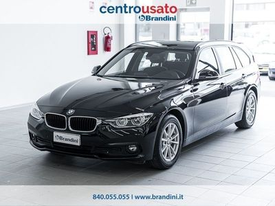 usata BMW 318 Serie 3 Touring Serie 3 F31 2015 Touring d touring Business Advantage auto