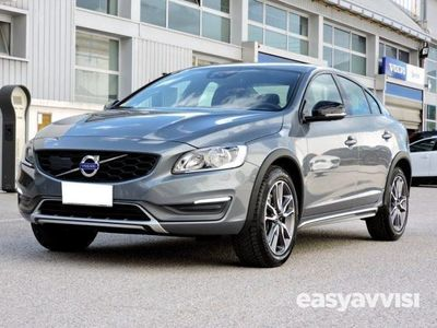 brugt Volvo S60 CC D4 AWD Geartronic Pro usato