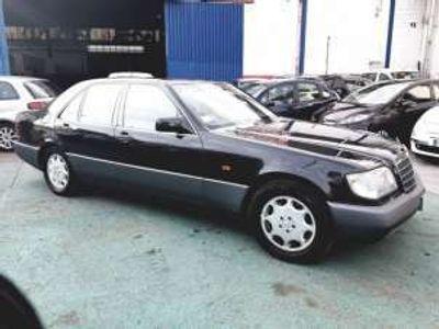 usata Mercedes S600 ClasseSE del 1996 automatica 420 cv