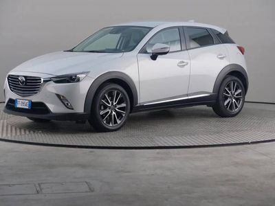 usata Mazda CX-3 1,5l Skyactiv-D105hp 2wd 6mt Exceed