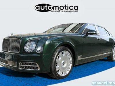 usata Bentley Mulsanne MulsanneEWB Long rif. 11065373