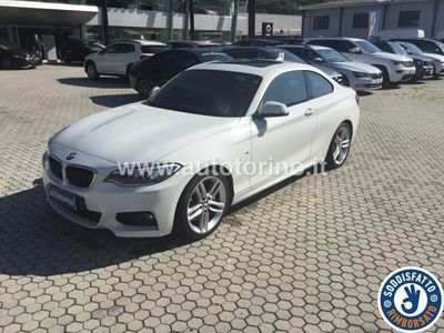 usata BMW 225 SERIE 2 COUPE d coupe Msport auto
