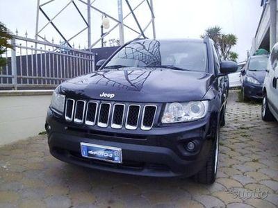 """usata Jeep Compass 2.2CRDI 4WD Limited """"Perfetta"""""""