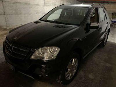usata Mercedes ML300 CDI BlueEFFICIENCY Premium