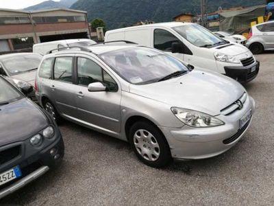 usata Peugeot 307 SW 16V del 2002 usata a Costa Volpino